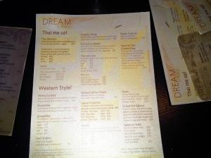 New-to-me Restaurant: Dream Ultra Lounge & Bar – FEB 2013 (#8)