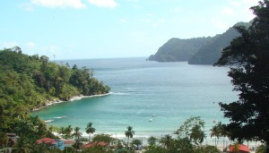 My Favourite View of Maracas Bay
