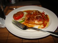 Grouper in Tomato Sauce