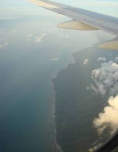A View of the South Coast of Trinidad