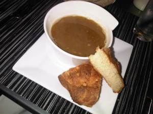Soup of the Day - the Navy Bean Soup