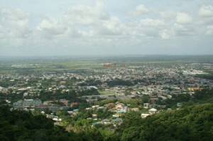 A View of the Caroni Plains...