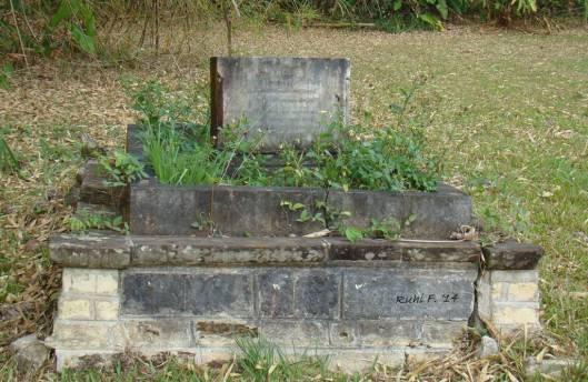 The Tomb of Amelia Tripp