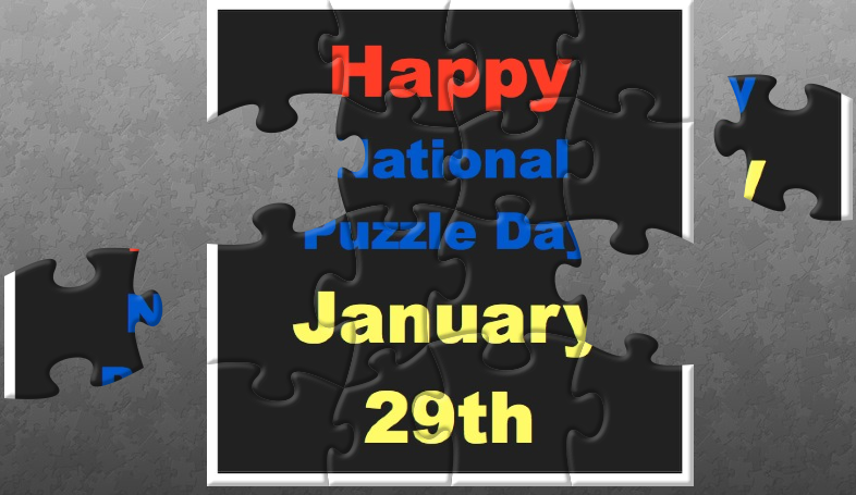 Image result for national puzzle day