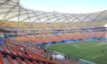 First Views - Arena da Amazônia, Manaus, Brasil