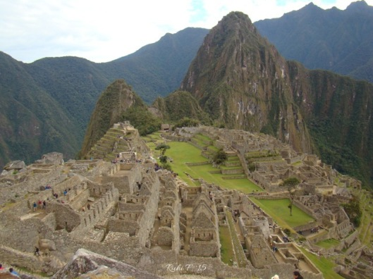First Views of the Magical Machu Picchu